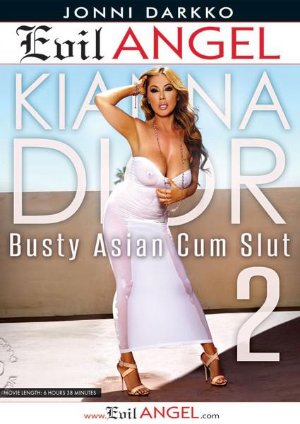 Kianna Dior - Busty Asian Cum Slut 2 Box Cover