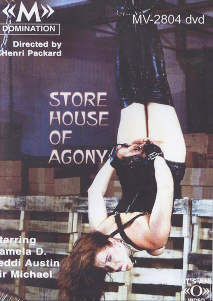 Storehouse of Agony Box Cover