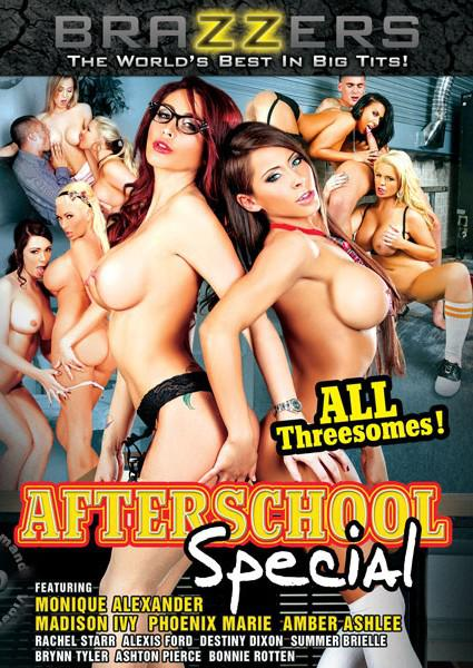 After School Special Box Cover
