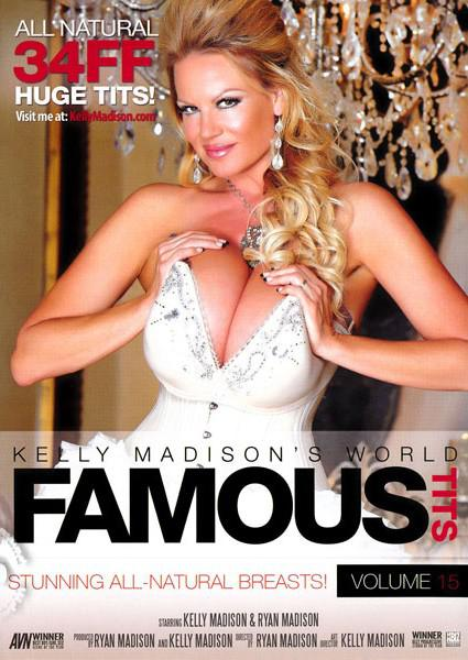 Kelly Madison's World Famous Tits #15 Box Cover
