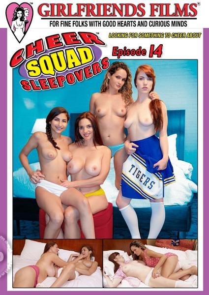 Cheer Squad Sleepovers Episode 14 Box Cover