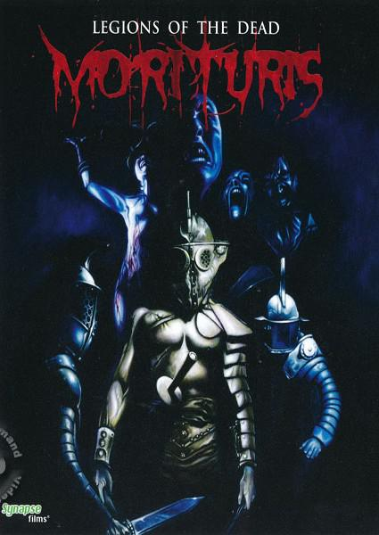Morituris - Legions Of The Dead Box Cover
