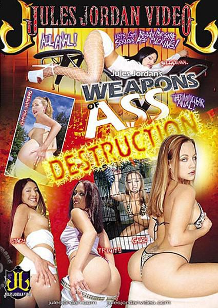 Weapons Of Ass Destruction Box Cover