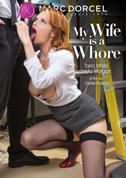 My Wife Is A Whore (English) Box Cover