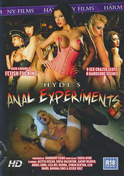 Hyde's Anal Experiments Box Cover - Login to see Back