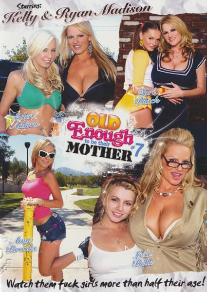 Old Enough To Be Their Mother #7 Box Cover