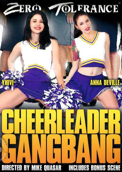 Cheerleader Gangbang Box Cover