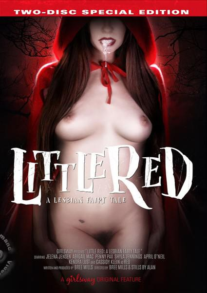 Little Red - A Lesbian Fairy Tale Box Cover