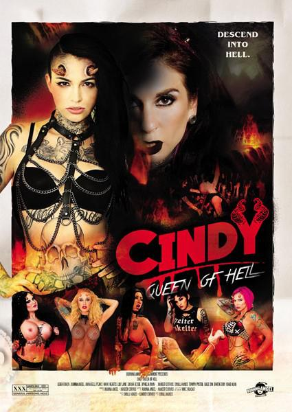 Cindy Queen Of Hell Box Cover