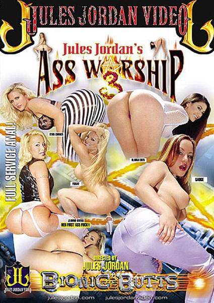 Ass Worship 3 Box Cover