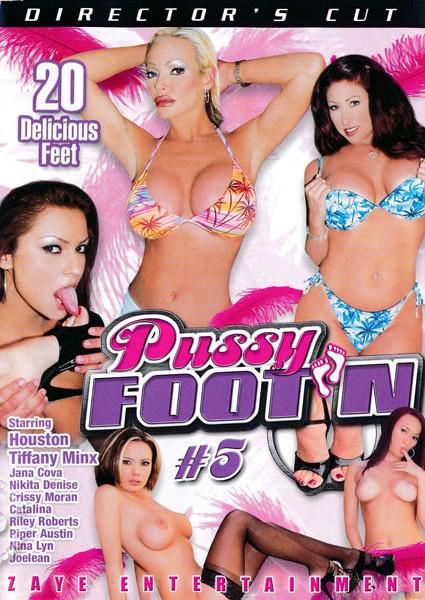 Pussy Foot'n 5 Box Cover
