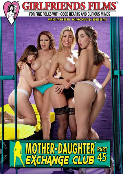Mother-Daughter Exchange Club Part 45 Box Cover
