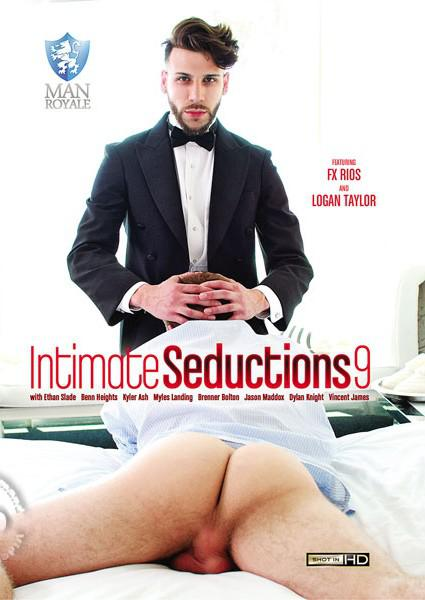 Intimate Seductions 9 Box Cover