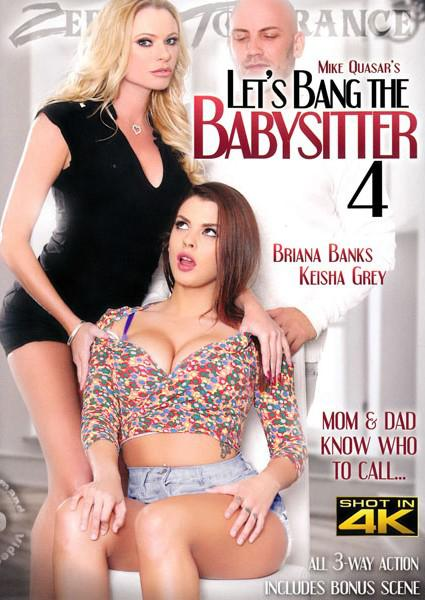 Let's Bang The Babysitter 4 Box Cover