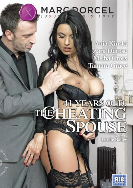 41 Years Old, The Cheating Spouse (English) Box Cover