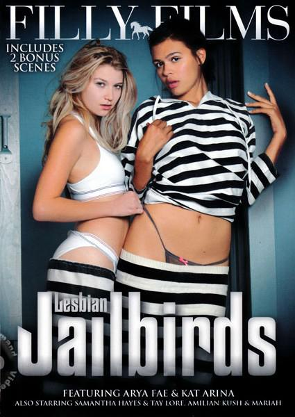 Lesbian Jailbirds Box Cover - Login to see Back