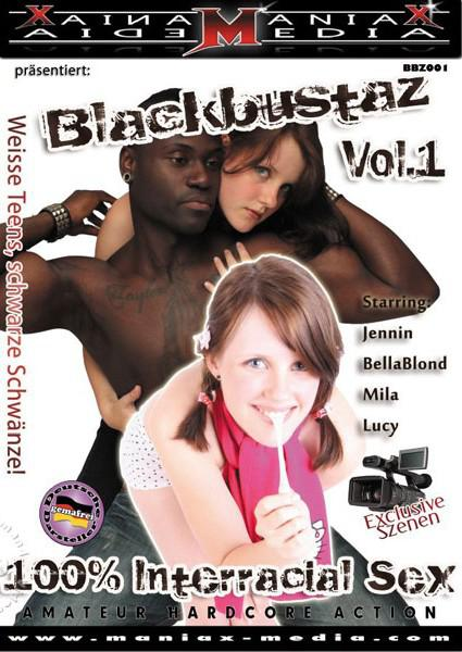 Blackbustaz Vol. 1 Box Cover