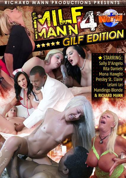 MILF Mann 4 - GILF Edition Box Cover
