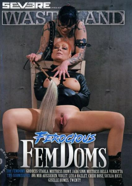 Ferocious FemDoms Box Cover