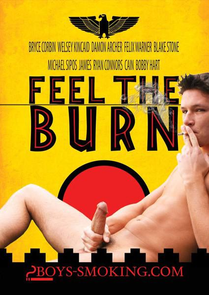 Feel The Burn Box Cover