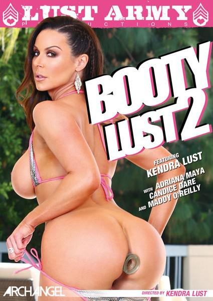Booty Lust 2 Box Cover