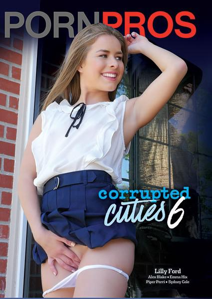Corrupted Cuties 6 Box Cover
