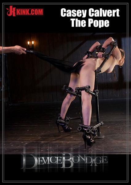 Device Bondage - The Pope vs Casey Calvert Box Cover