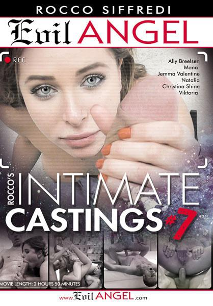Rocco's Intimate Castings #7 Box Cover