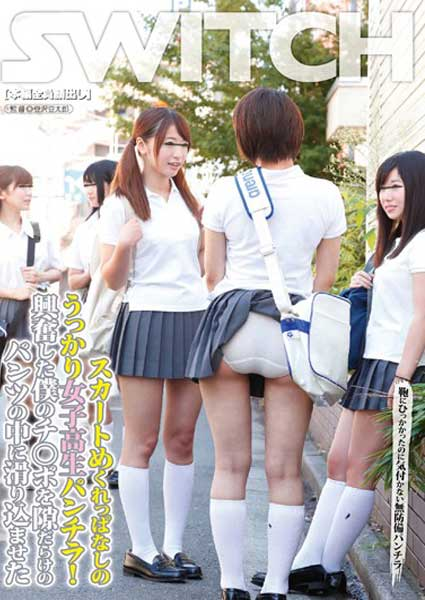 Upskirt And Panty Shots Of Japanese Girls Vol. 2 Box Cover
