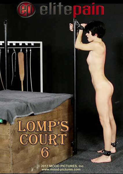 Lomp's Court - Case 6 Box Cover