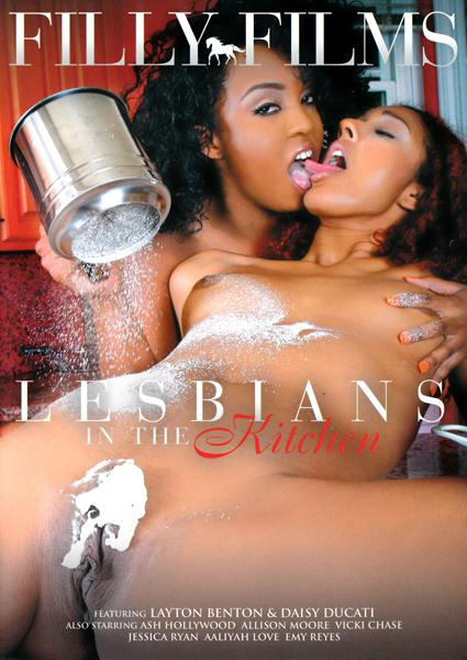 Lesbians In The Kitchen Box Cover