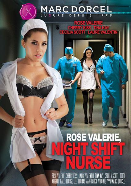 Rose Valerie, Night Shift Nurse Box Cover
