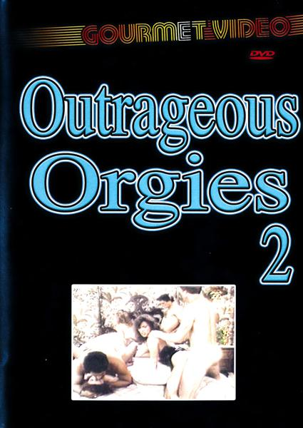 Outrageous Orgies 2 Box Cover