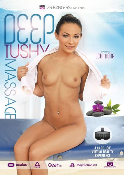 Deep Tushy Massage Box Cover