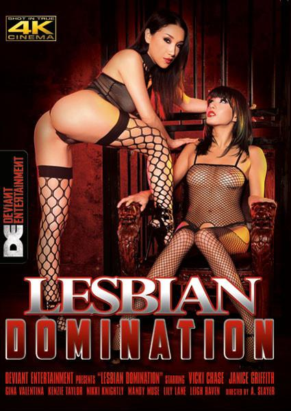 Lesbian Domination Box Cover