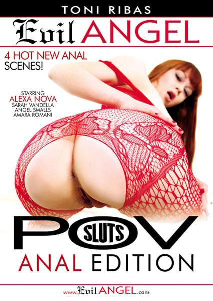 POV Sluts: Anal Edition Box Cover - Login to see Back
