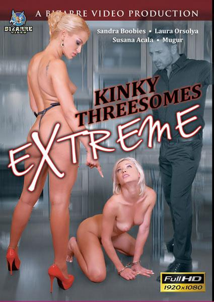 Kinky Threesomes Extreme Box Cover