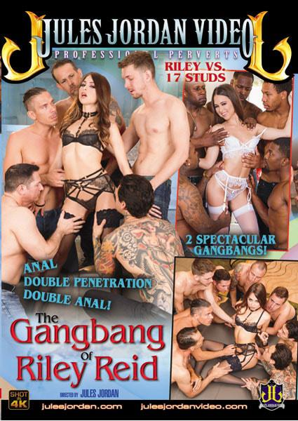 The Gangbang Of Riley Reid Box Cover