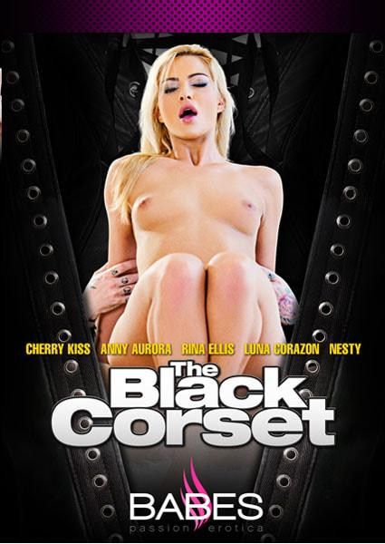 The Black Corset Box Cover - Login to see Back