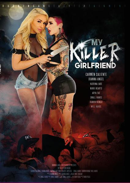 My Killer Girlfriend Box Cover
