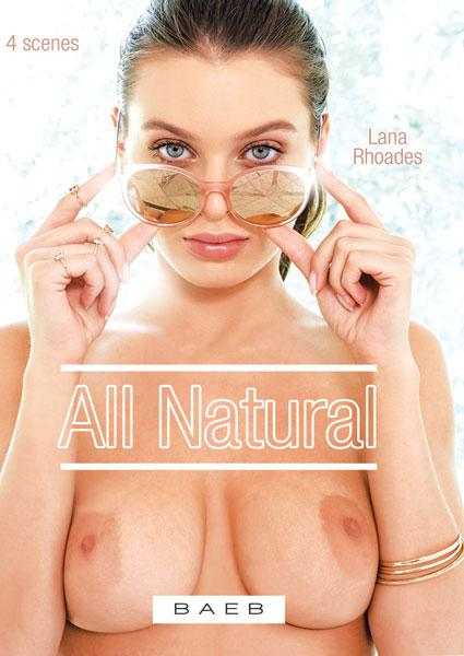 All Natural Box Cover
