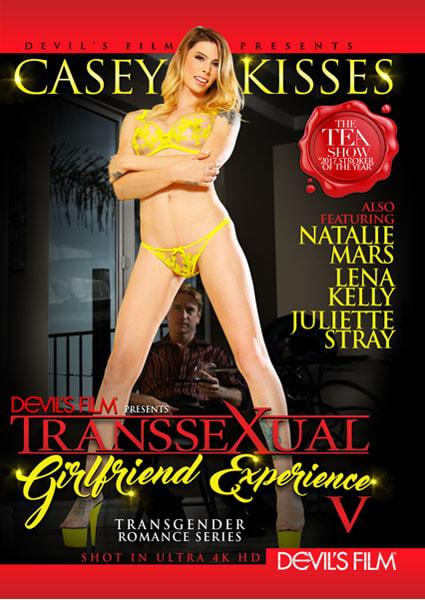 Transsexual Girlfriend Experience 5 Box Cover