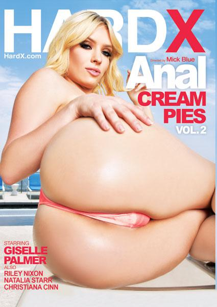 Anal Cream Pies Vol. 2 Box Cover