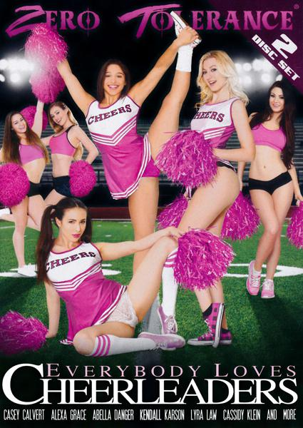 Everybody Loves Cheerleaders (Disc 2) Box Cover