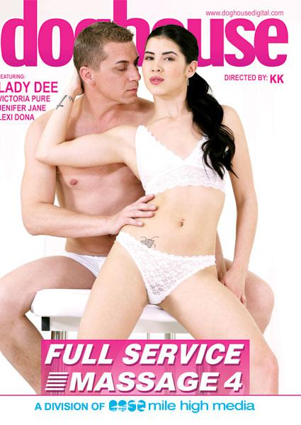 Full Service Massage Vol.4 Box Cover - Login to see Back
