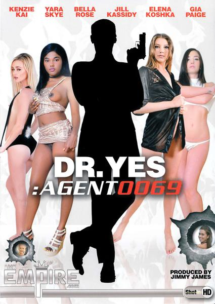 Dr. Yes: Agent 0069 Box Cover