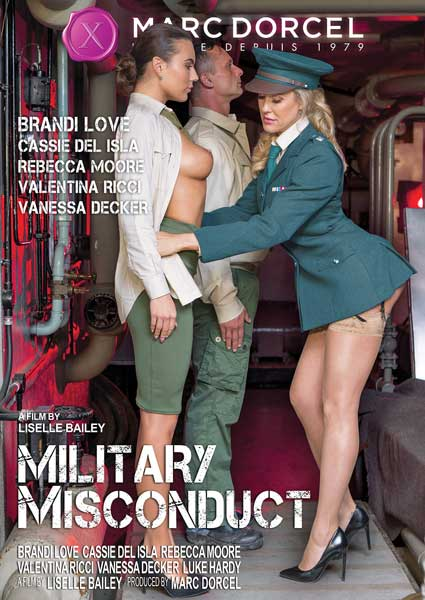 Military Misconduct (English) Box Cover