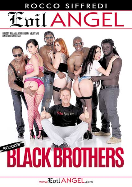 Rocco's Black Brothers Box Cover