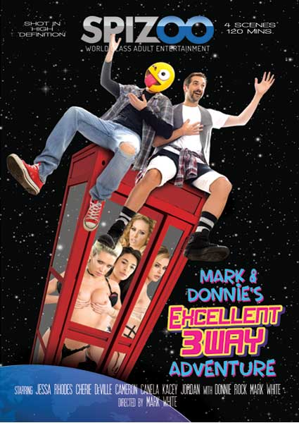 Mark & Donnie's Excellent 3Way Adventure Box Cover