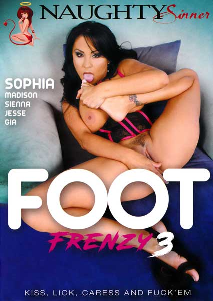 Foot Frenzy 3 Box Cover